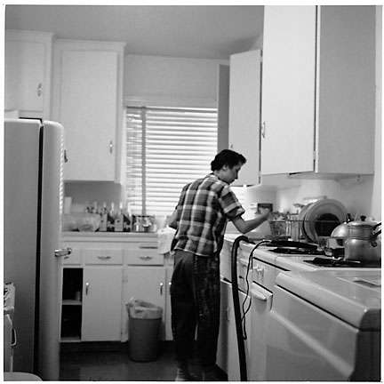 My mother's kitchen 1955 : Life in the 50's, 60's, 70's : Clayton Price Photographer