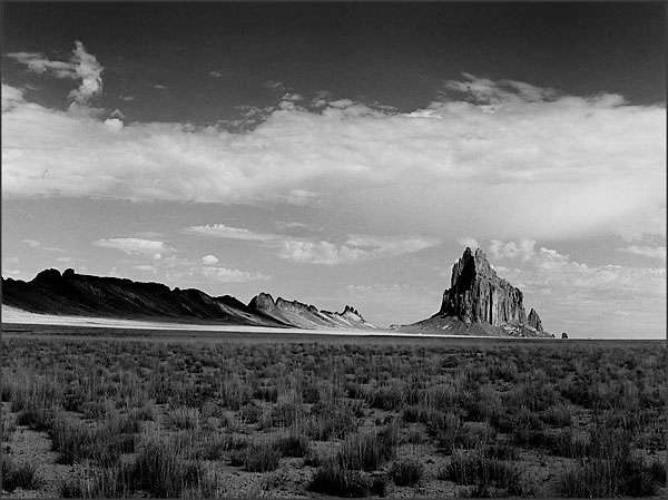 Shiprock, NM : Rural Aspects : Clayton Price Photographer
